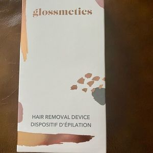 GlossMetics Hair Removal Device - NEW